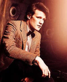 Matt Smith as the Doctor- I like him and David Tennant the best! Doctor Who Funny, Bbc Doctor Who, Eleventh Doctor, Rory Williams, American Gods, Book People, David Lynch, Geronimo, Matt Smith