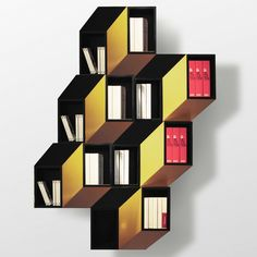A Confusing, Distracting, Interesting, Delightful bookshelf