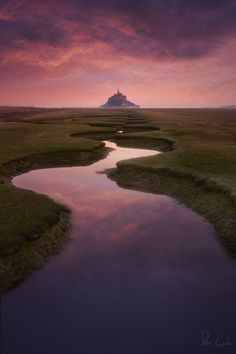 Out of this World http://aitramah.tumblr.com/post/125446943381/etherealvistas-mont-saint-michel-france-by