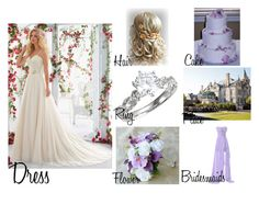 """""""Wedding...?"""" by takemetothecookies ❤ liked on Polyvore"""