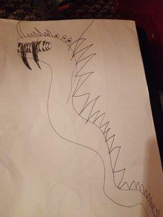 Art by my nephew Jackson's Art