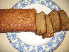 Healthy Low-Fat Banana Zucchini Bread, 5 of 5 Stars, 49 Reviews   food.com. Note: Makes 2 loaves. Uses combo whole wheat flour and ap flour, oats, applesauce, and choice of raisins, dates or walnuts.