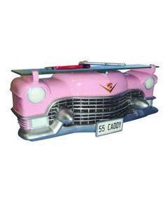 1955 Cadillac 3D Wall Shelf