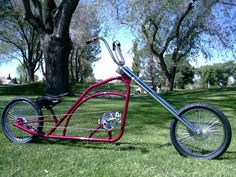 Landway Chopper Bicycle | by Landway Chopper Bicycles