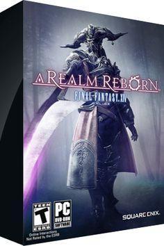 Klucze Najtaniej  Final Fantasy XIV: A Realm Reborn