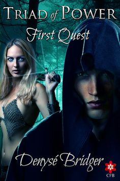 Triad of Power: First Quest By Denyse Bridger