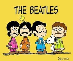 - Beatles - Fab Four from Liverpool - Caricature Rock Chic, Glam Rock, Eye Quotes, Smile Quotes, Funny Quotes, Beatles Gifts, Beatles Art, John Lennon, Paul Mccartney