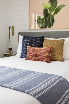 my scandinavian home: small bedroom inspiration (design by Kimberlee Gorsline).
