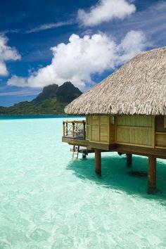 Bora Bora Pearl Beach Resort and Spa #KMLIFESABEACH