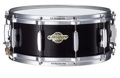 New & Factory Sealed Pearl Masters MCX 14x5.5 Snare Drum in Black Silk MCX1455S/C258 - Free Ship USA - Ships Cheap Worldwide! http://stores.ebay.com/music-for-all-03