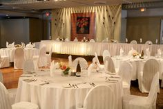 The dedicated Sales and Catering team at Kingston Banquet & Conference Centre will guide you through every detail to ensure that your wedding is memorable and flawless.