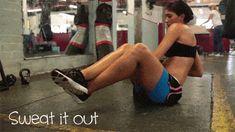 Fitness Motivation Abs Crunches Ideas For 2019 Fitness Herausforderungen, Fitness Tracker, Cardio Fitness, Fitness Exercises, Female Fitness, Fitness Inspiration, Workout Inspiration, Workout Bauch, Russian Twist