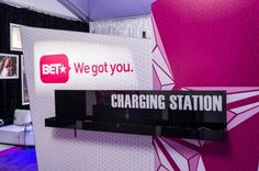 Allow your guests to remain plugged in with a branded charging station. Event Branding, Corporate Branding, Event Lighting, Events, Technology, Business, Inspiration, Tech, Biblical Inspiration