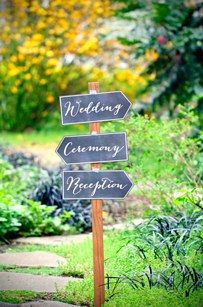 Signs | 31 Free Wedding Printables Every Bride-To-Be Should Know About