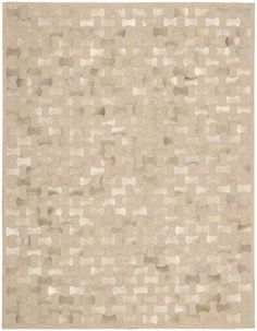 Joseph Abboud Chicago Beige Area Rug By Nourison CHI01 BGE (Rectangle)
