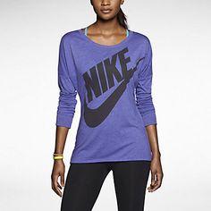 Nike Signal Long-Sleeve Women's T-Shirt