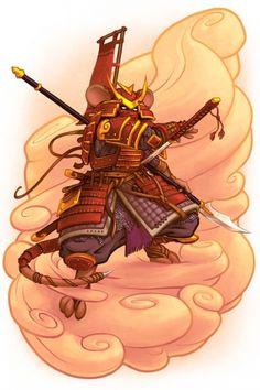 Militant Samurai