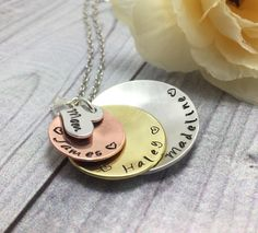 A personal favorite from my Etsy shop https://www.etsy.com/listing/500026482/hand-stamped-necklace-hand-stamped