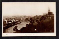 Cockermouth - River Cocker - real photographic postcard | eBay