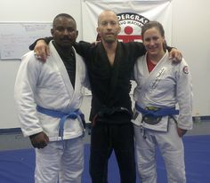 Congrats to Duane and Ashley on their stripe promotion last night! Both doing a great job on the mat!!