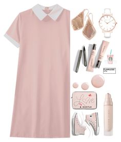 """""""Maybe I'm Out Of My Mind..."""" by summertime-sadness ❤ liked on Polyvore featuring Madewell, Topshop, Kendra Scott and Abbott Lyon"""