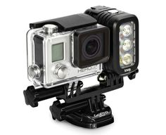 Qudos by Knog: A Prim and Powerful GoPro Light - Cool Hunting