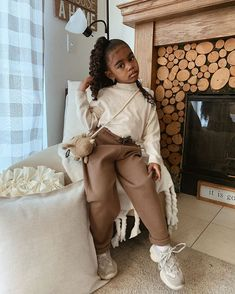 So Cute Baby, Cute Mixed Babies, Cute Black Babies, Pretty Baby, Black Kids, Cute Babies, Cute Kids Fashion, Baby Girl Fashion, Fashion Children