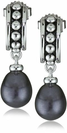 "Honora ""Pallini"" Black Freshwater Cultured Pearl Dangle Earrings Honora,http://www.amazon.com/dp/B007THO6JI/ref=cm_sw_r_pi_dp_VH7itb0JN3MQ20J1"