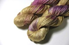 Lichtfaden Silk Baby Camel Lace