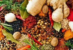 Immune boosting herbs & spices