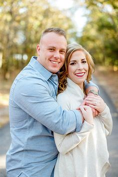 November engagement session at The Grove! Photography by CHELSEA Q. WHITE PHOTOGRAPHY #NorthTexasVenue #DFW #Engaged #EngagementPictures #Fall #November #OutdoorWedding #TheGrove