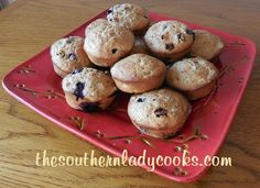 These Pineapple Blueberry Bran Muffins are wonderful with your coffee in the mornings or with milk as a treat any time. They keep for several days and freeze well. Grab one on your way out the do...