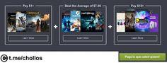 Humble Bundle E3 2017 para Steam desde 089 - http://ift.tt/2t9wx9H