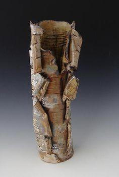 Lenore Lampi ceramic vase