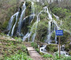 Unique Waterfalls in Romania Turism Romania, Montana, Unique, Waterfalls, Travel, Outdoor, Romania, Geography, Vacation