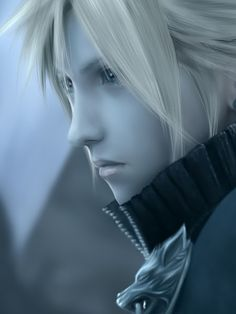 Cloud from Final Fantasy VII: Advent Children