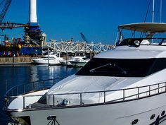 http://fineartamerica.com/featured/boats-in-port-2-mechala-matthews.html