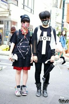 #tokyo #street #style #fashion #harajuku #japan #streetfashion