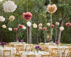 Resultado de imagem para decoração casamento velas ao ar livre
