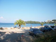 Dafnilas beach Corfu, Dolores Park, Places To Visit, Beach, Travel, Viajes, The Beach, Beaches, Destinations