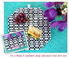 Reusable Sandwich Mat