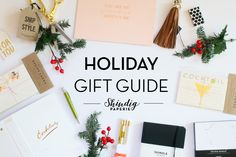 Holiday Gift Guide - Shindig Paperie