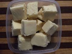 Marshmallow Fudge |