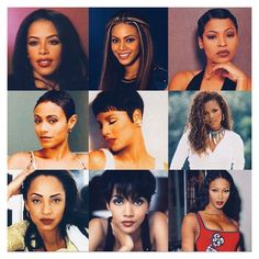 90s Makeup Look, Makeup Looks, Black Girl Makeup, Girls Makeup, Black Girl Magic, Black Girls, Black 90s Fashion, Babe, Nia Long