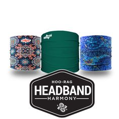 Headband Harmony Package Deal Three Hoo Headbands for under $20! Super stretchy and stay in place! And no more headband headache. Get yours at www.hoorag.com.