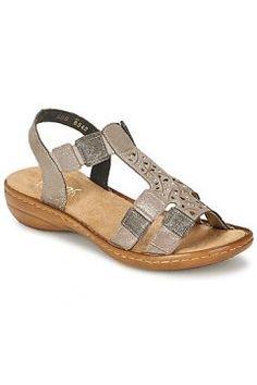 Sandaletler ve Açık ayakkabılar Rieker XINILE https://modasto.com/rieker/kadin-ayakkabi-sandalet/br28992ct19