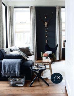 EN MI ESPACIO VITAL: Muebles Recuperados y Decoración Vintage: Asimilando el otoño... { Warm decor this autumm }