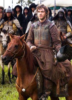 Marco Polo - Lorenzo Richelmy in Marco Polo Season 1 (TV series).