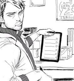 Dr McCoy
