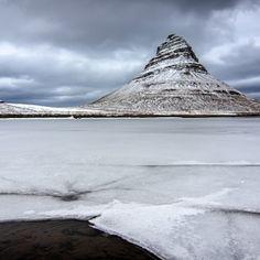 Kirkjufell Snæfellsnesi